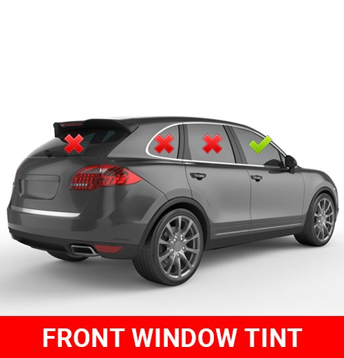 TINT FRONT WINDOW