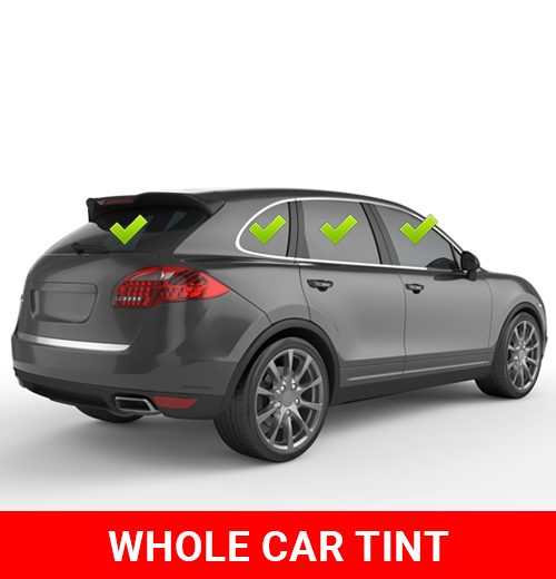 pre cut automotive window tint kits